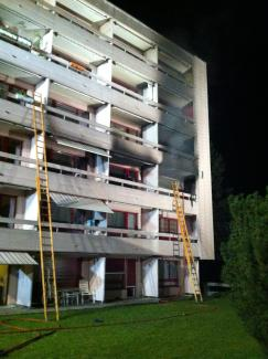 Brand Alterssiedlung